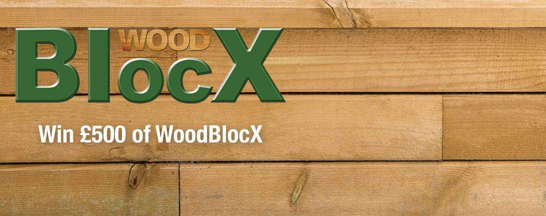 WoodBlocX Customer Survey / Win £500 of WoodBlocX