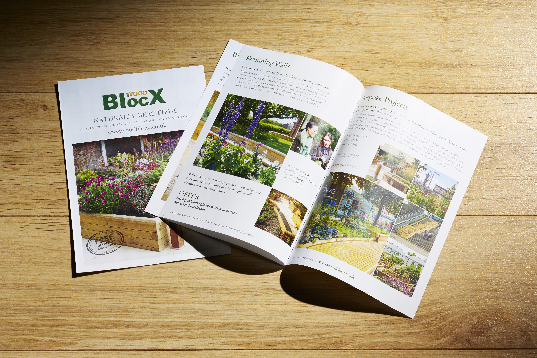 WoodBlocX catalogue