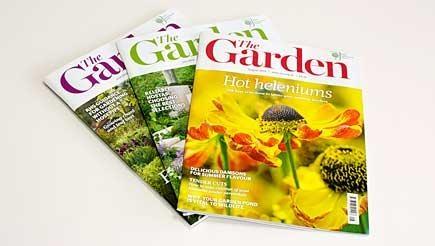 The Garden Magazine Logo