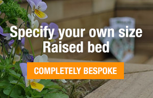 bespoke raised beds