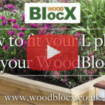 How to fit your L plates to your WoodBlocX