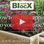How to fit the capping to your WoodBlocX