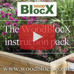 The WoodBlocX instruction pack
