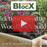 Quick tip to speed up your WoodBlocX build