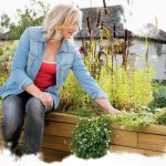 Fertilising your WoodBlocX raised bed