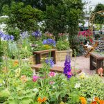 RHS Hampton Court Flower Show – The Therapeutic Garden
