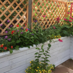 Ideas for small gardens - Raised garden beds and planters