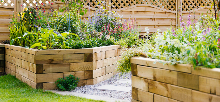 Raised bed inspiration