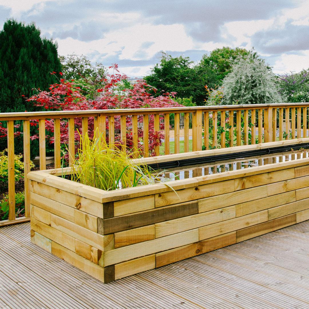 Garden design ideas - ponds