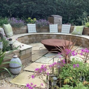 Win a WoodBlocX design for your garden + installation worth £5000!