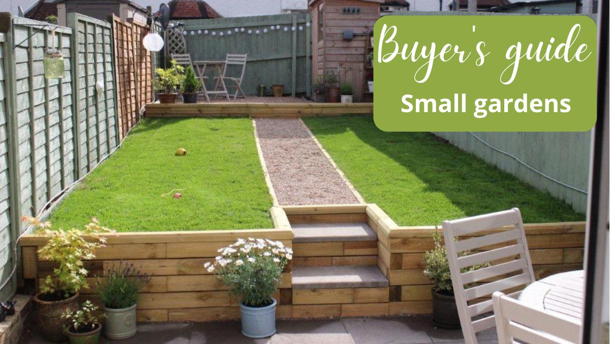 Small garden design ideas   buyers guide 20   WoodBlocX