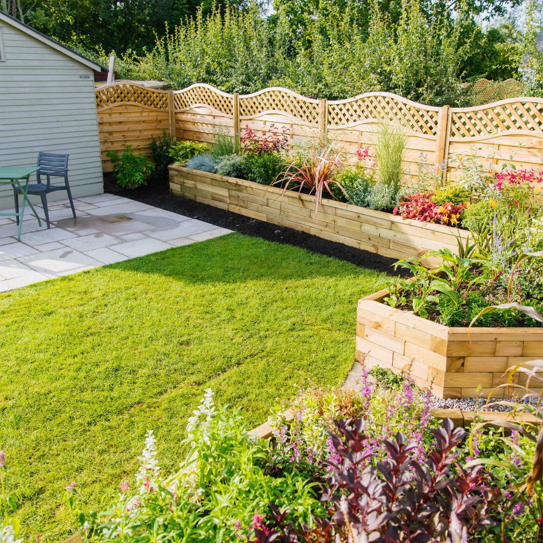 garden landscaping ideas
